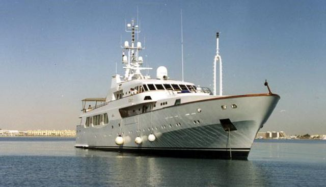 Shaf Charter Yacht - 2