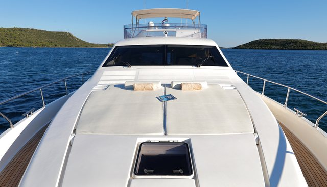 Dominique Charter Yacht - 2