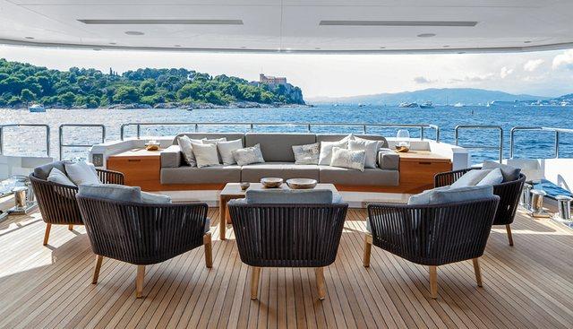 Mr T Charter Yacht - 4
