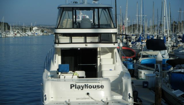 Playhouse Charter Yacht - 2