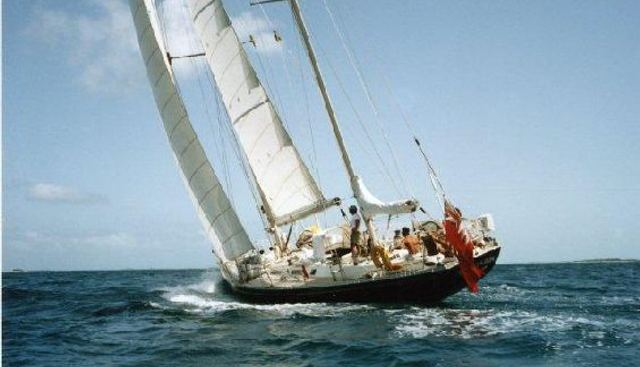 Tangaroa Charter Yacht - 3