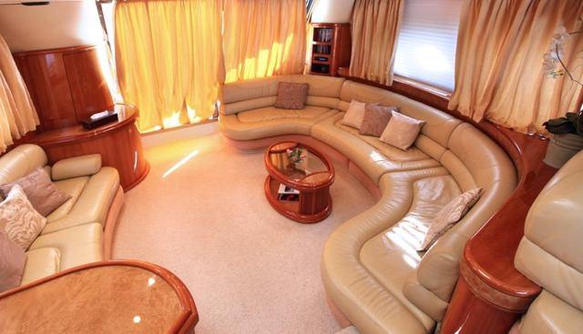 Princess Sissi Charter Yacht - 8