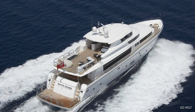White Shark of London Charter Yacht - 3