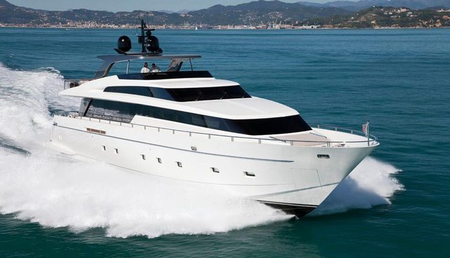 Rebessa Charter Yacht