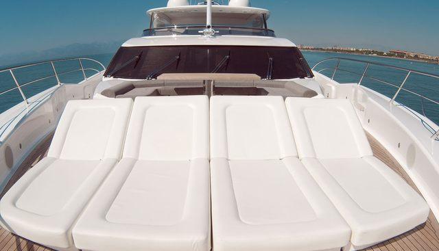 Melissa Charter Yacht - 2