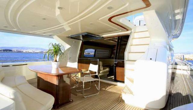 Ade Yeia Charter Yacht - 4