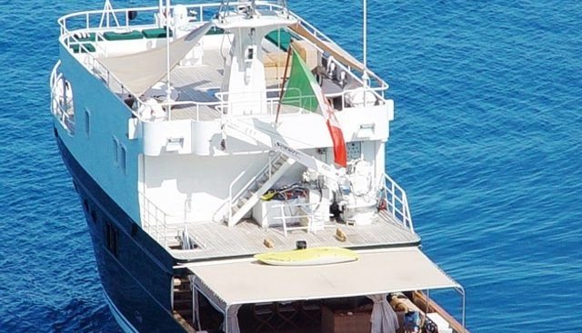 Nave Barbara Charter Yacht - 4