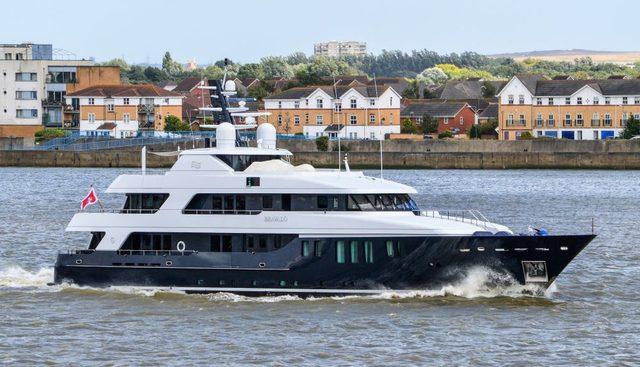 Bravado Charter Yacht