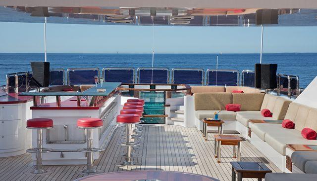Code 8 Charter Yacht - 3