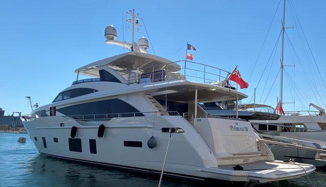 Princess M Charter Yacht - 5