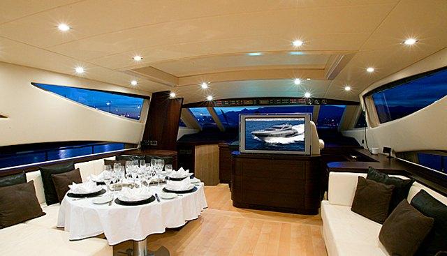 VON FILTH (EX CA) Charter Yacht - 5