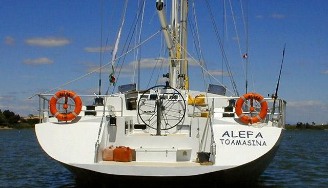 Antsiva Charter Yacht - 3