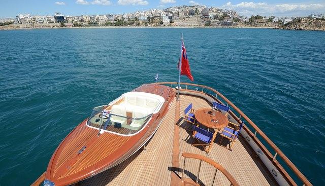 Camellia  Charter Yacht - 3