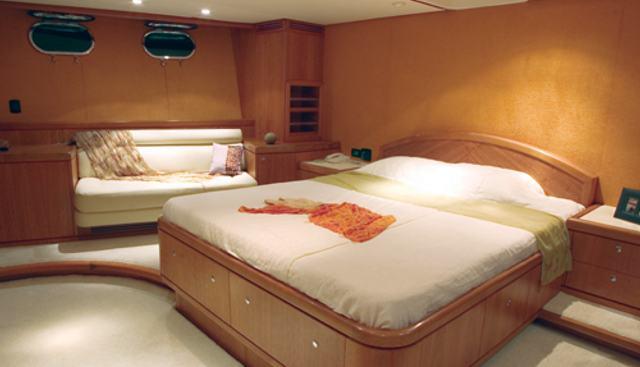 Fortaleza Charter Yacht - 5