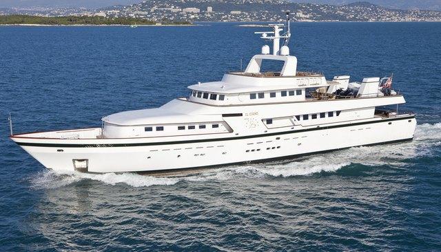 Curiosity Charter Yacht