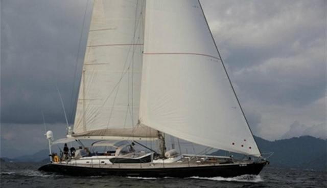 Swan Lake II Charter Yacht