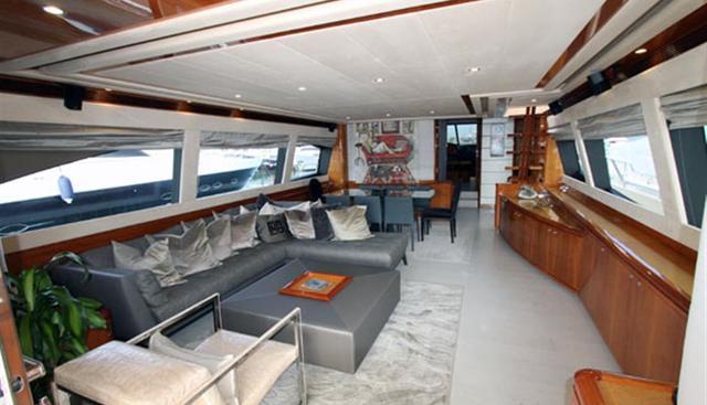 Annouka Charter Yacht - 4