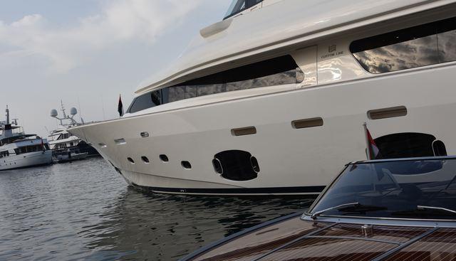 Saloomie Charter Yacht - 2