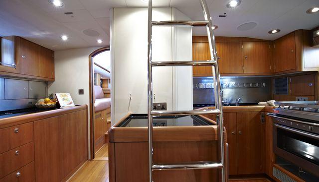 Solitaire of Bosham Charter Yacht - 5