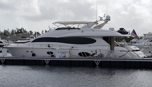 Obsession Charter Yacht - 2