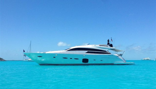 Coal Blooded Charter Yacht