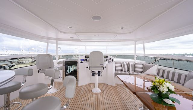 Unwined Charter Yacht - 3
