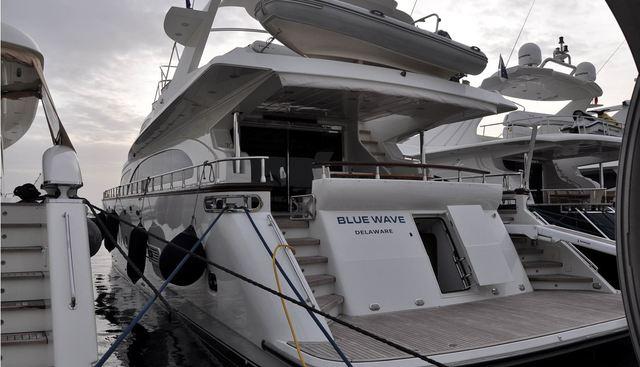 Blue Wave Charter Yacht - 2