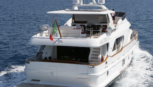 Cuff Link Charter Yacht - 4