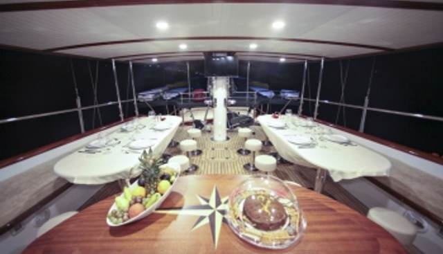 Oguz Bey Charter Yacht - 8