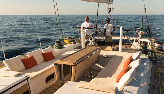 Quinta Santa Maria Charter Yacht - 2