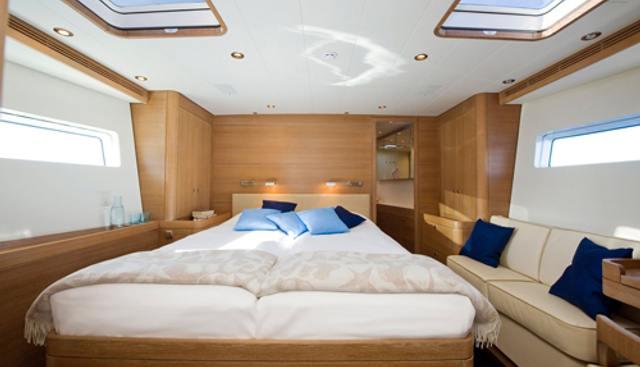 Nefertiti Charter Yacht - 6
