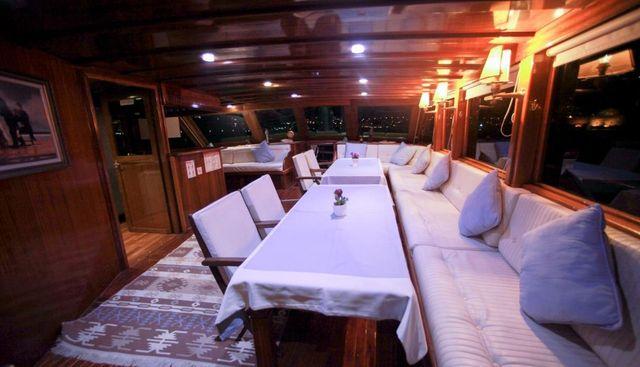 White Swan Charter Yacht - 6