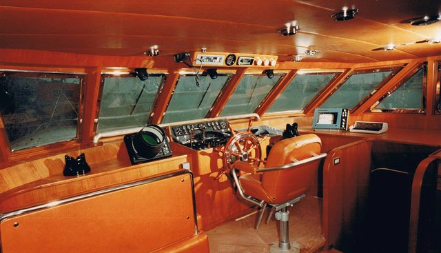 Argolide Charter Yacht - 2