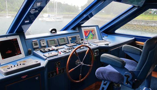 Sassy Charter Yacht - 5