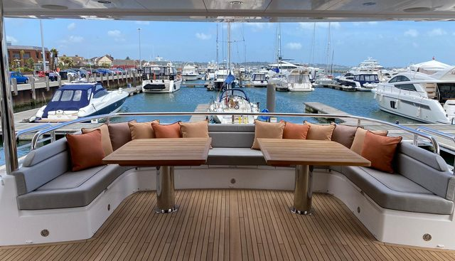 Sedative Charter Yacht - 2