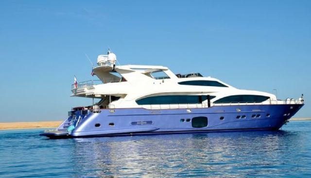 Panama Charter Yacht