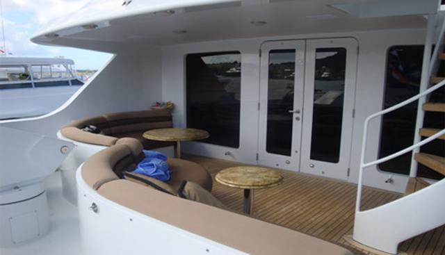 Kinetic Charter Yacht - 3