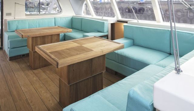 Tigerlily Too Charter Yacht - 4