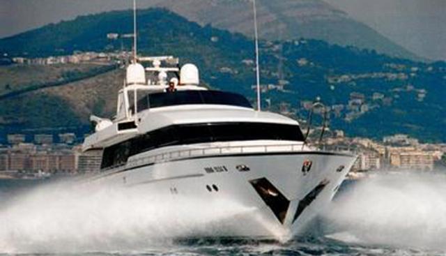 Sea Lady Charter Yacht - 2