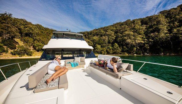 Riviera 72 Sports MY Charter Yacht - 2