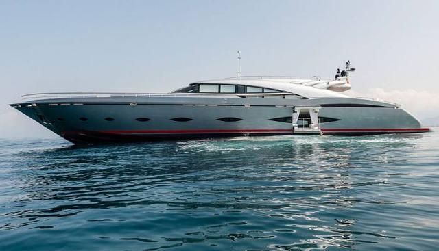 Seafire Charter Yacht - 2