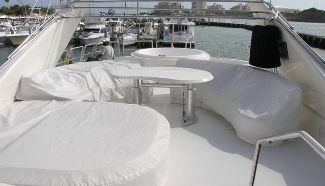Goddess Charter Yacht - 4