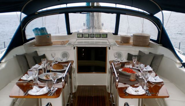 Sarita of Iken Charter Yacht - 4