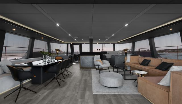 GrayOne Charter Yacht - 6