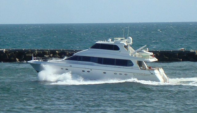 Hour Time Charter Yacht