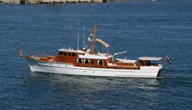 Kizbel Charter Yacht - 2