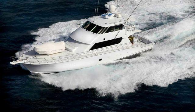 Spherefish Charter Yacht