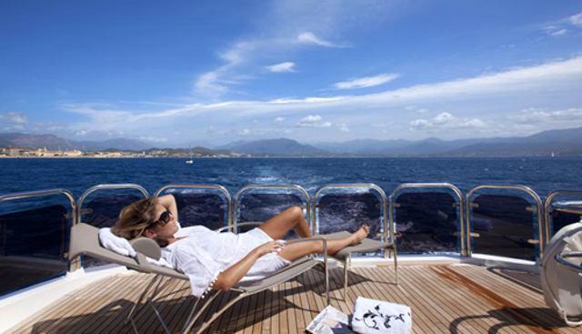 Panthera Cove Charter Yacht - 7