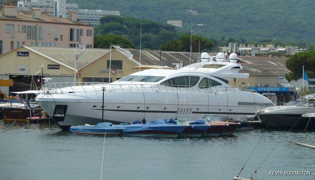 Dream Tim II Charter Yacht