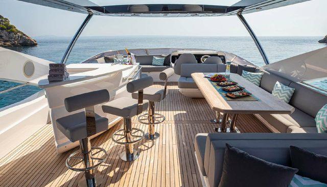 Rush X Charter Yacht - 4